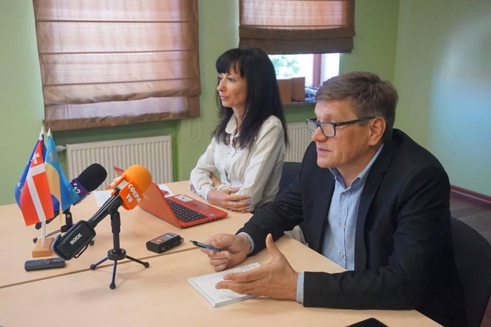 Директор Волинського Центру розвитку місцевого самоврядуванняАнатолій Пархом'юк