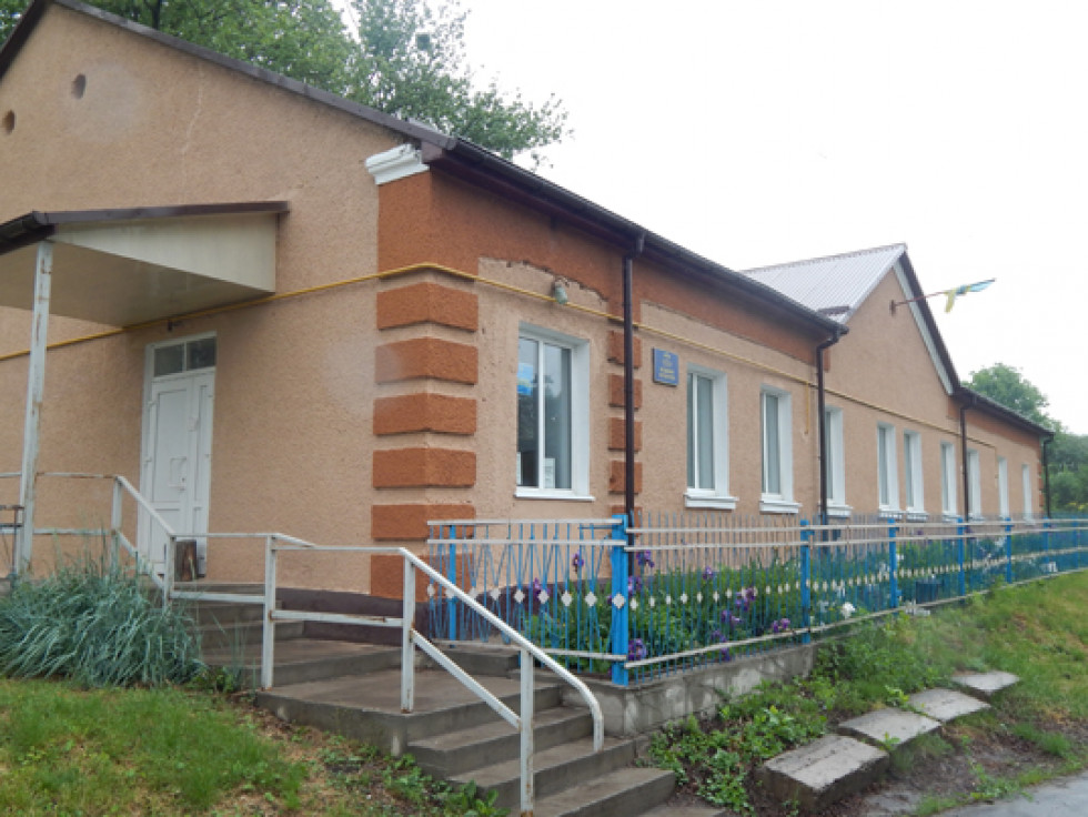 Будинок культури с.Журавники
