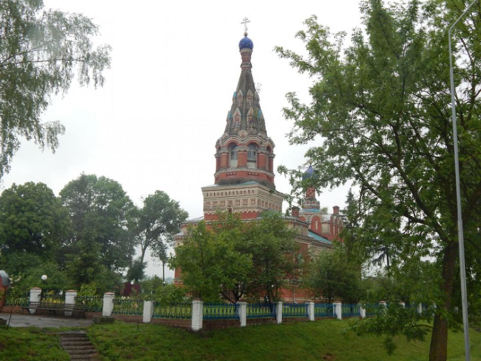 Свято-Дмитрівський храм с.Журавники