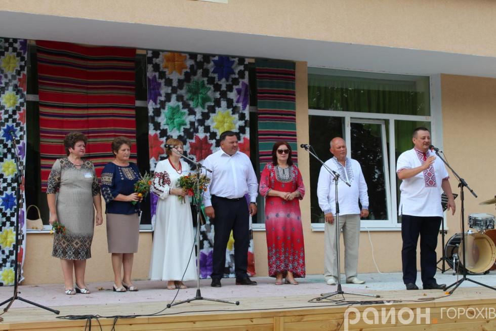 Фестиваль вітає Олександр Пирожик