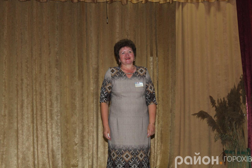 Діна Колесник подякувала учасникам фестивалю