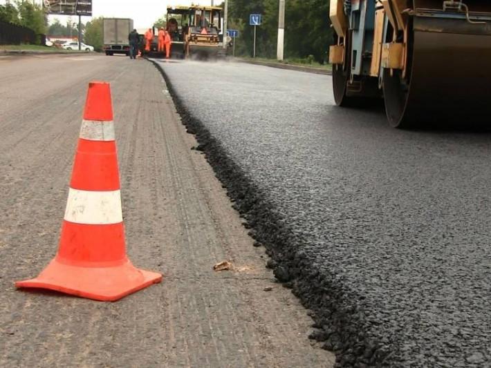 Повідомили, скільки мільйонів виділили на ремонт доріг Горохівщини