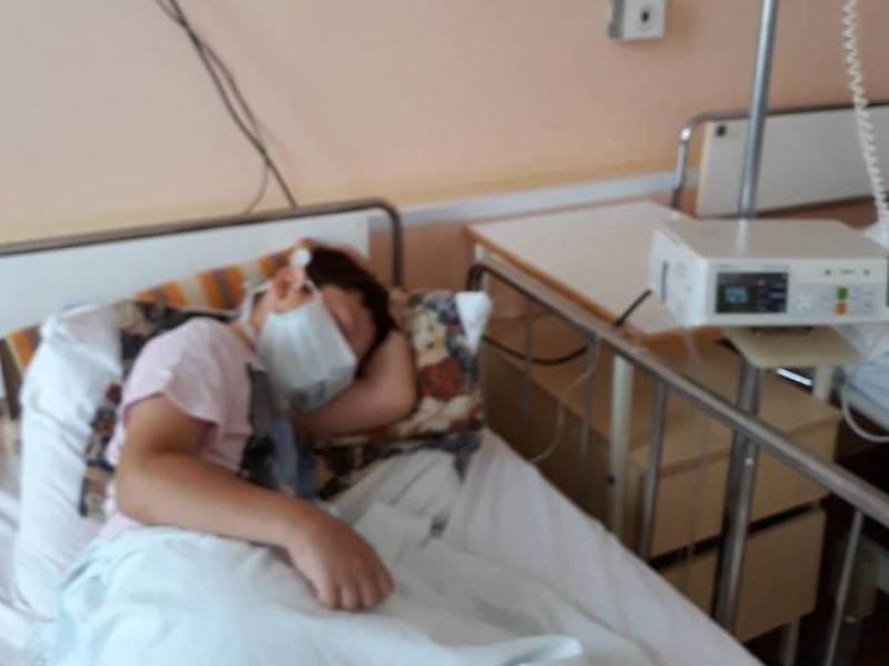 Юрчик лікується у Білорусі