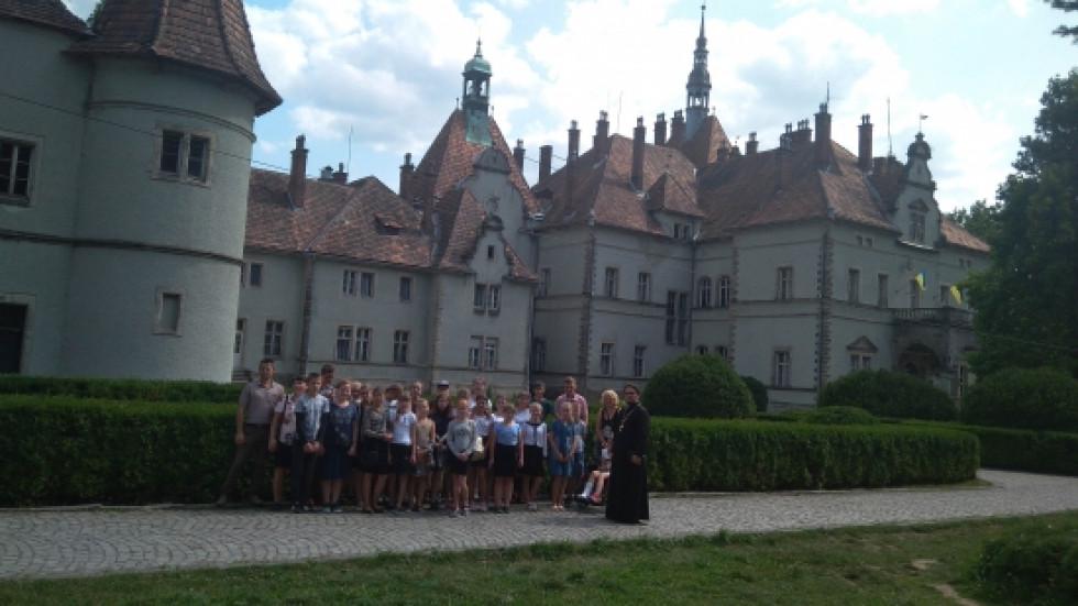 Краса і велич замків