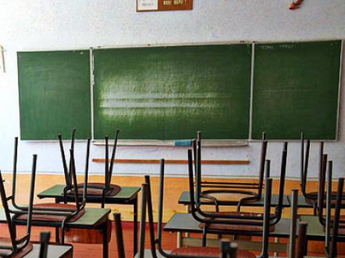 У Горохові реконструюють школу