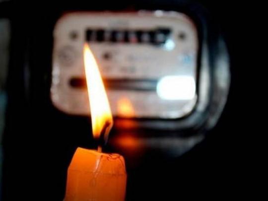 У селі Старики не буде світла