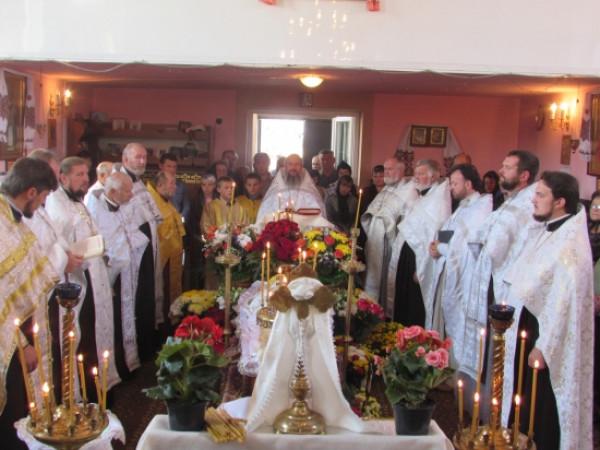 На Горохівщині попрощалися з настоятелем храму Ярославом Козловським