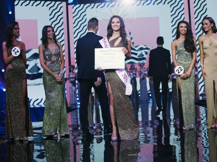 Наталія Оверчук з призом