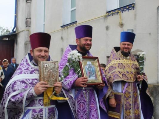 У селі на Волині відзначили престольне свято