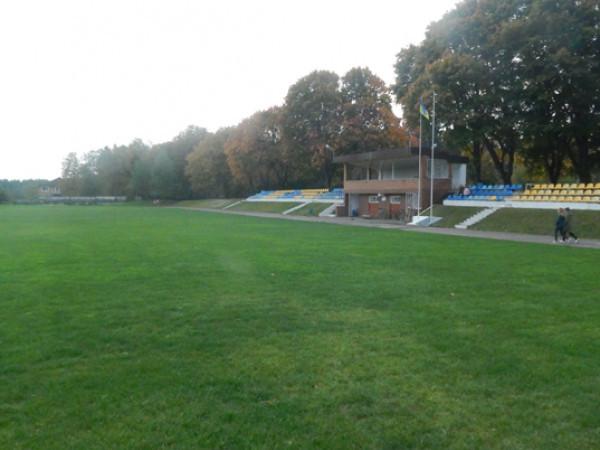 У Горохові відкриють футбольне поле