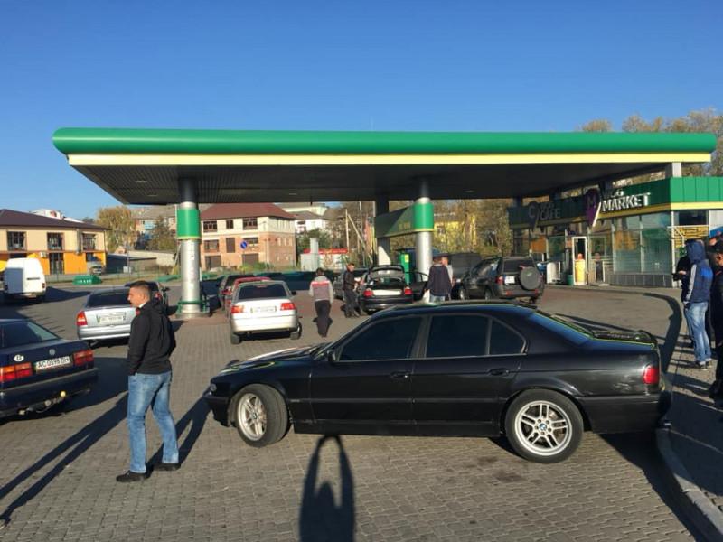 Бойкот цін на паливо