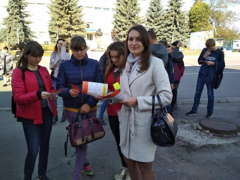 У Горохові – «Хода за свободу»