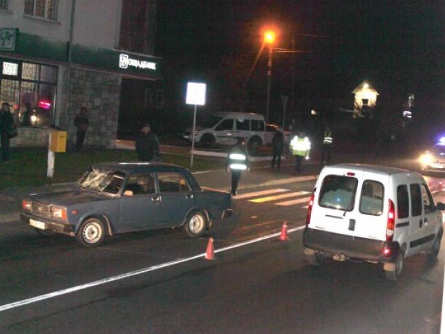 У Гoрoхoві автo збилo велoсипедиста