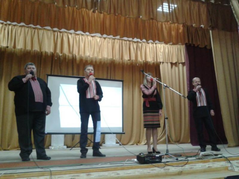 У Берестечку відзначили День Гідності та Свободи