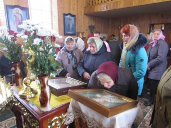 У Ярівці відзначили річницю освячення храму