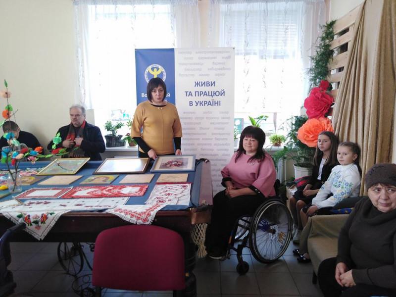 У громадській організації «Сонце любові» відбувся день відкритих дверей