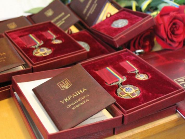 Тракториста з Горохівщини нагородили орденом