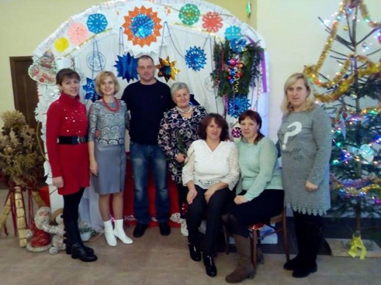 У Берестечку відбулося новорічне свято