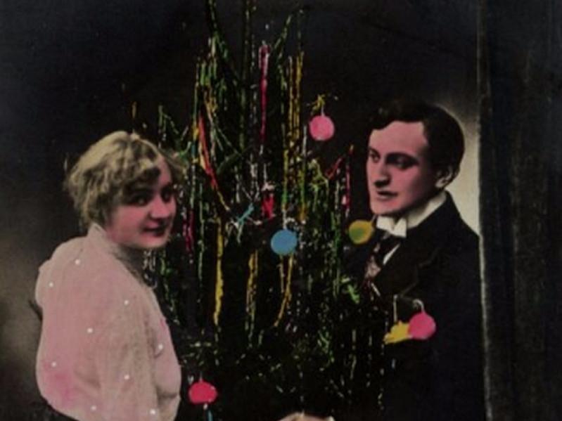 Вітання з Різдвом: волинські листівки сторічної давнини