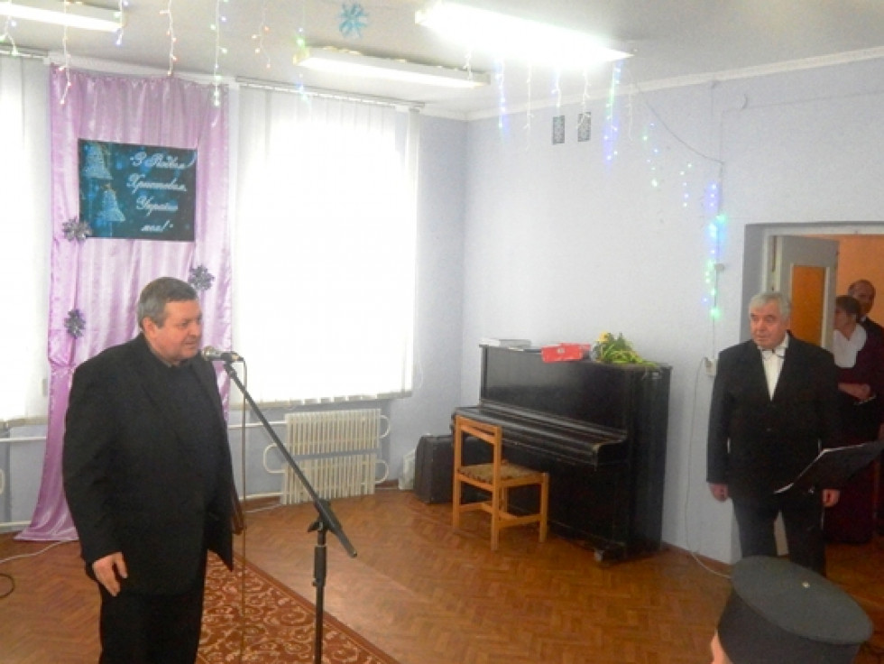 Приємні слова від завідувача сектору музично-хорового мистецтва і шкіл естетичного виховання обласного навчально-методичного центру культури Ігоря Баранюка