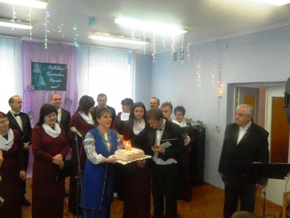 Народний аматорський камерний хор «Дзвони» РНД «Просвіта