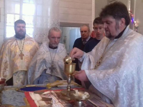 У Мерві на Горохівщині відбулася перша літургія після переходу парафії в ПЦУ
