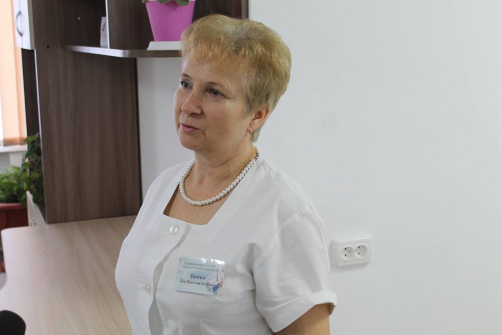 Лія Бойко