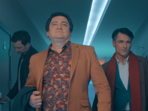 У Горохові кінотеатр «Волинь» запрошує на прем'єру комедії