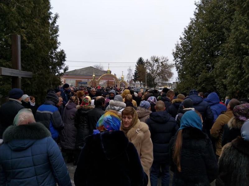У Скобелці хочуть зробити ще одні збори щодо переходу церковної громади в ПЦУ