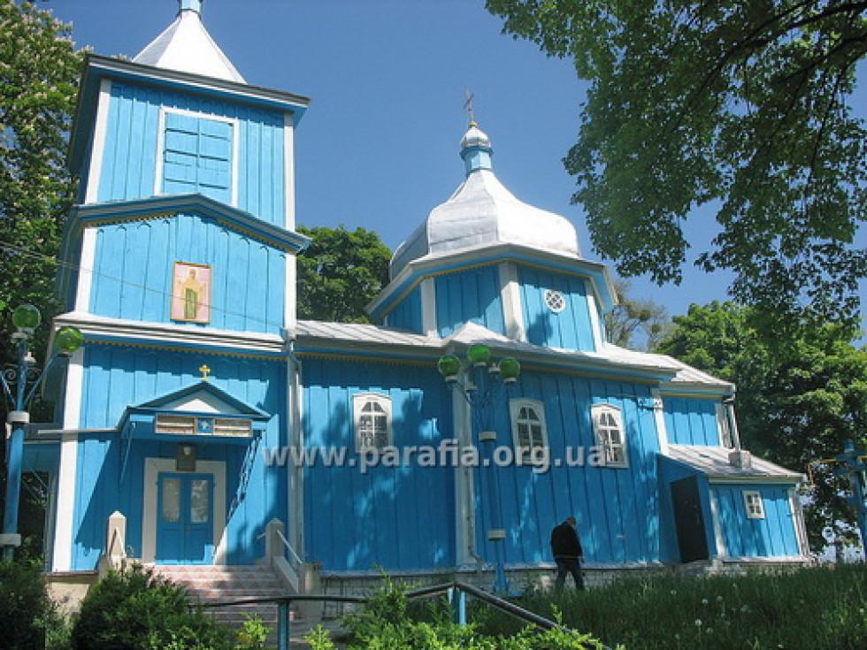 Свято-Покровська церква села Брани