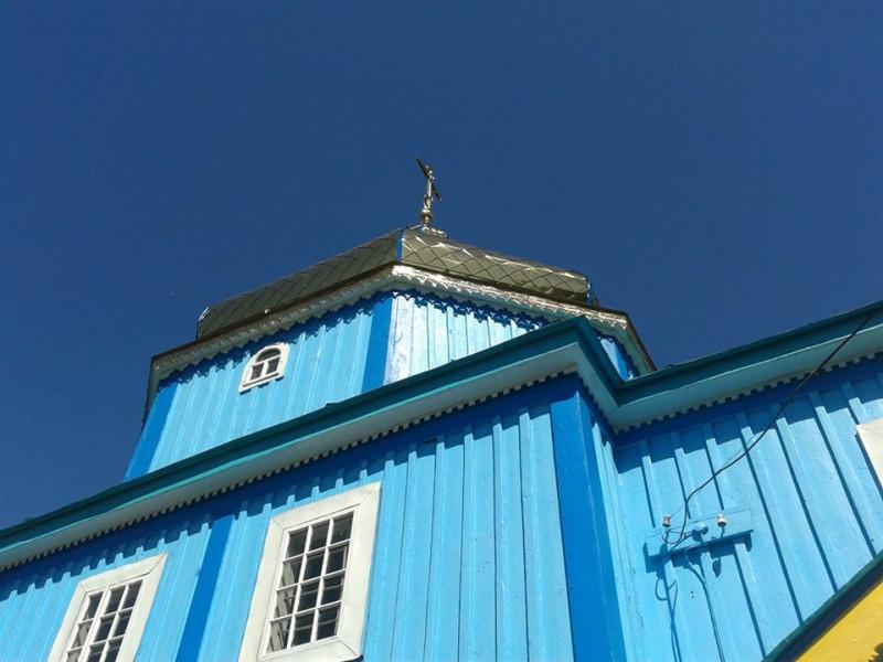 Храм Преображення Господнього у селі Квасів