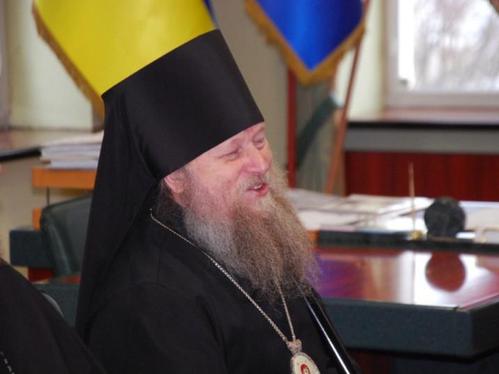 Митрополит Луцький і Волинський Нафанаїл. Фото ілюстративне