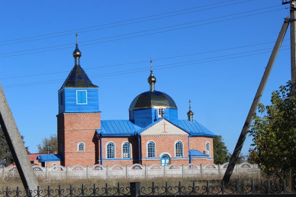 Церква у Михлині