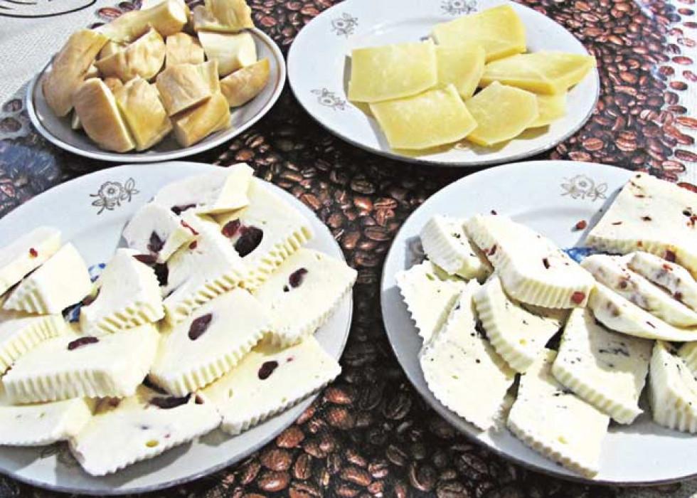Волинський пармезан куди смачніший за італійський! А сулугуні завдяки добавкам перетворюється на делікатес