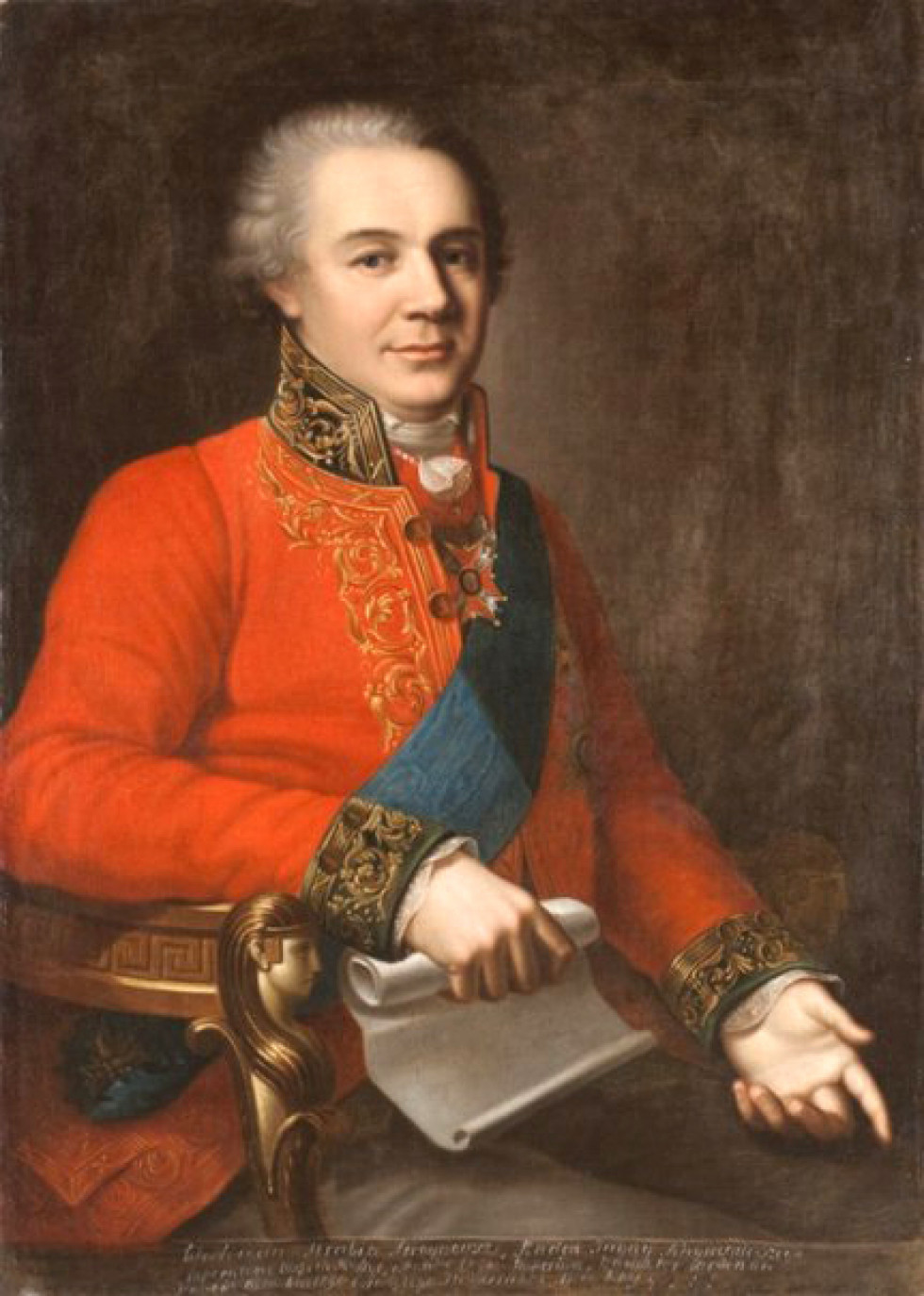 Граф Валеріан Стройновський