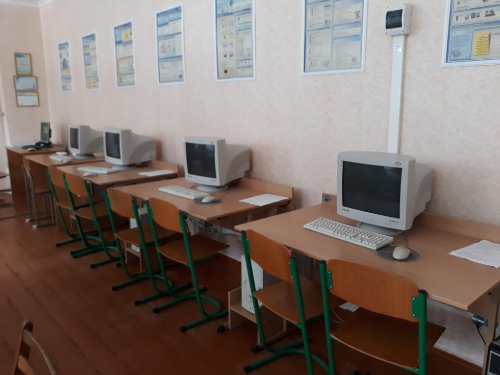 Комп'ютерна техніка у школі потребує оновлення