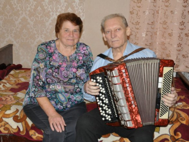 Пара з Горохівщини відзначила «золоте» весілля