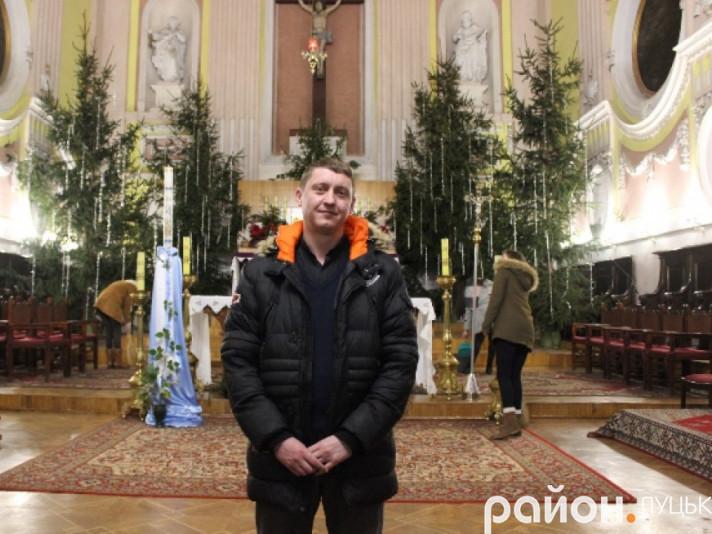 Отець Павло Хом'як
