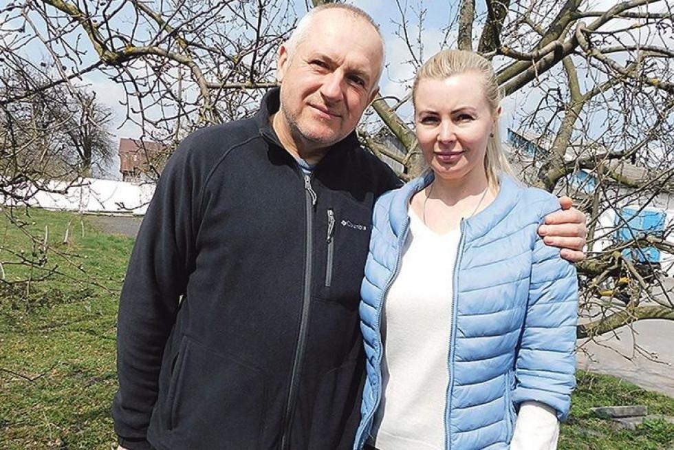 Олександр і Наталія Захарчуки: «Ми дуже дбаємо про імідж підприємства, здобутий нелегкою працею, про свою репутацію»