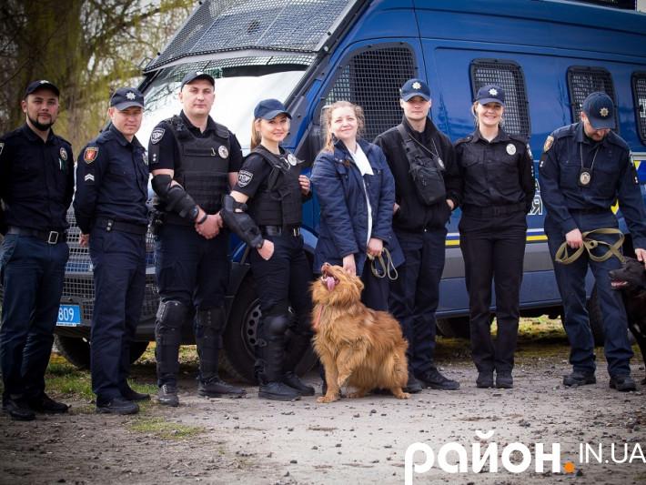 Як патрульні здобувають довіру волинян