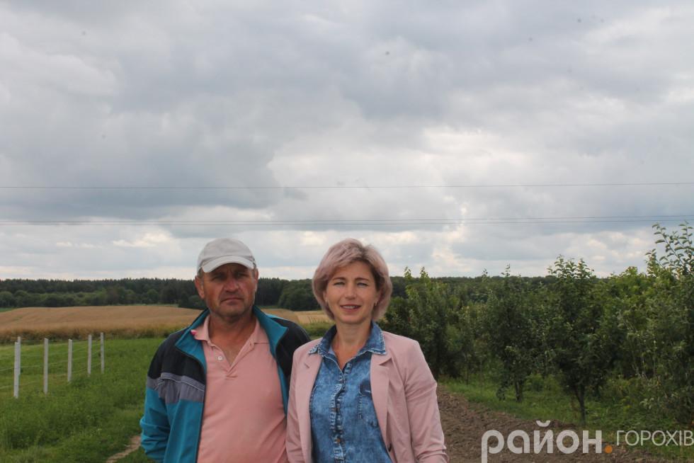 Микола та Марія Ковальчуки