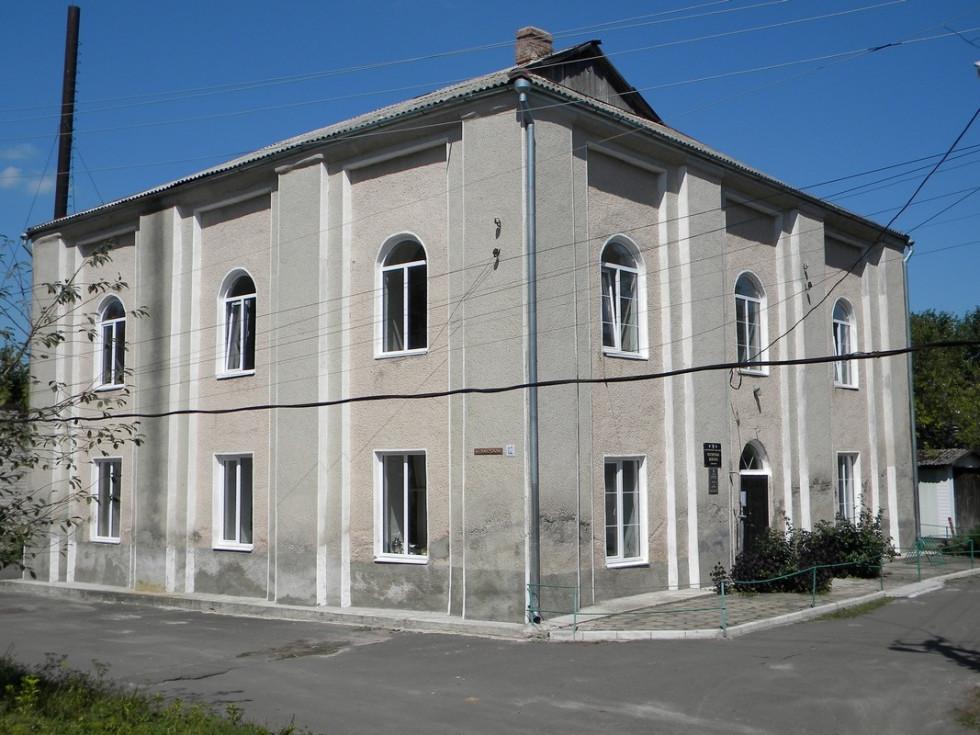У приміщенні синагоги - музична школа