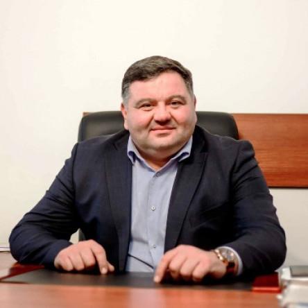 голова районної ради Тарас Щерблюк